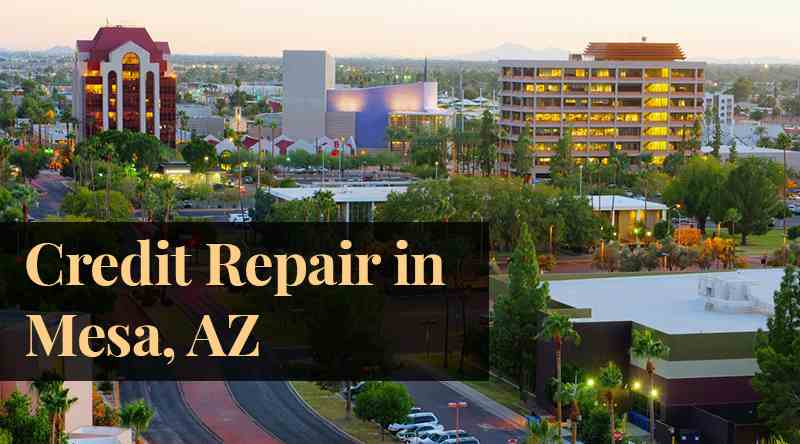 credit repair mesa AZ