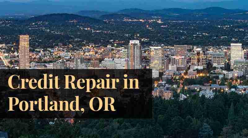 credit repair portland OR
