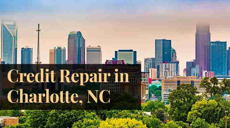 credit repair Charlotte, NC