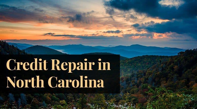 Credit Repair North Carolina