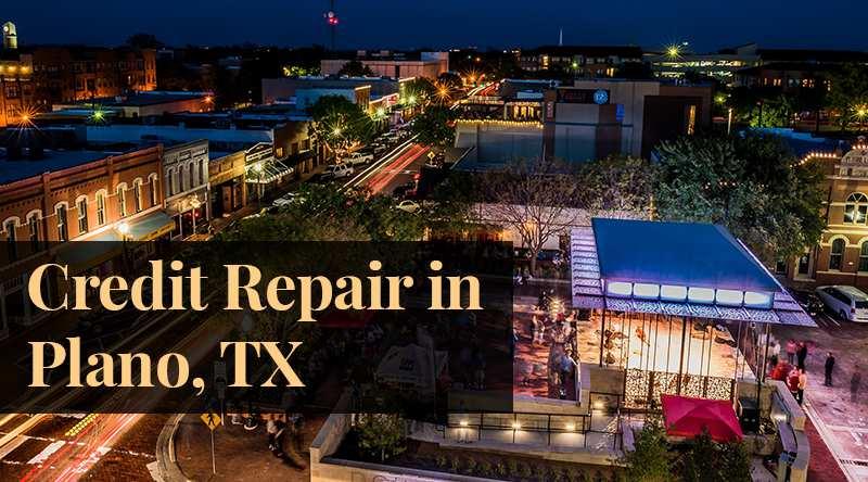 Credit Repair Plano TX