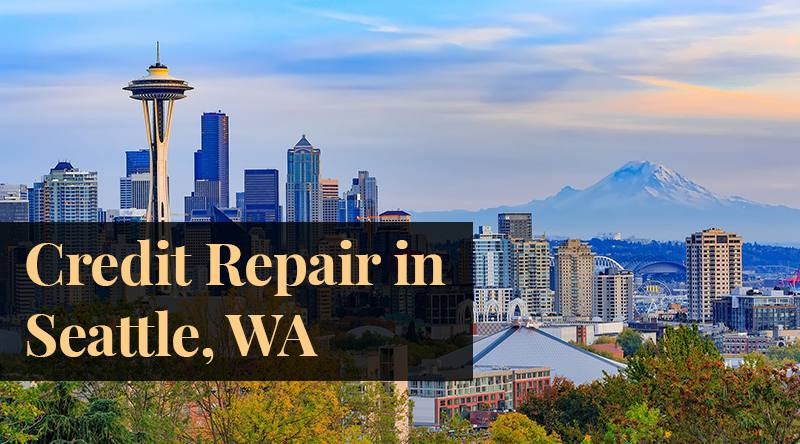 credit repair Seattle WA