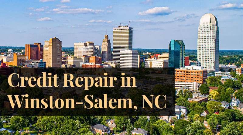 Credit Repair Winston-Salem NC