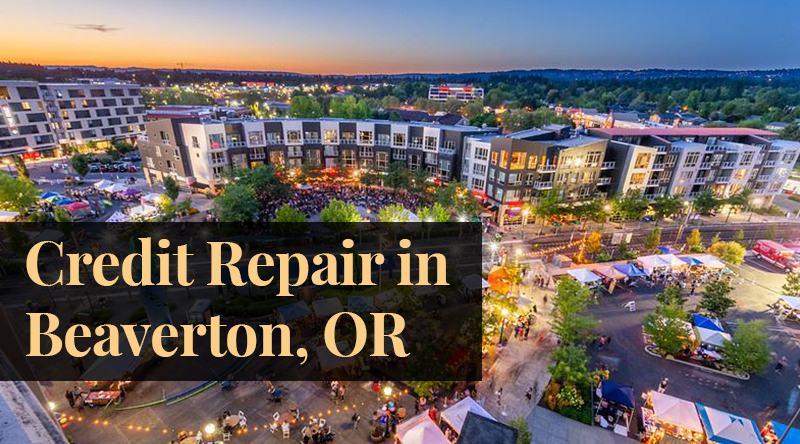 Credit Repair Beaverton, OR