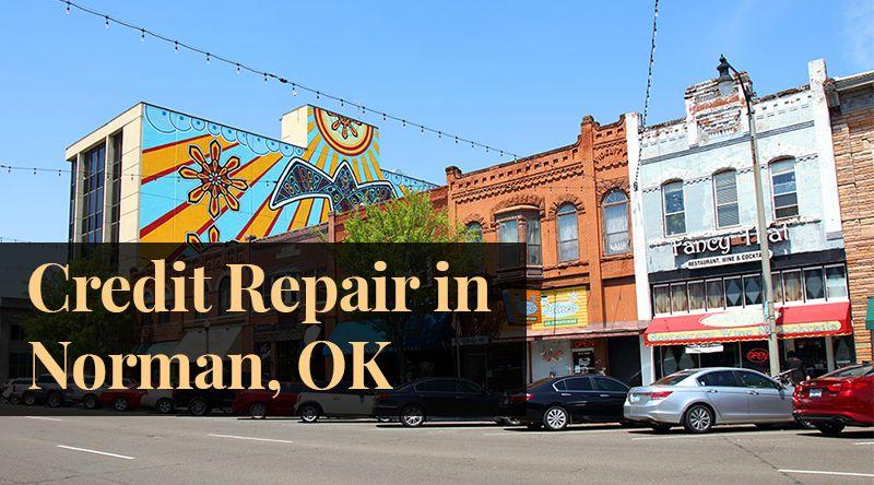 credit repair Norman OK