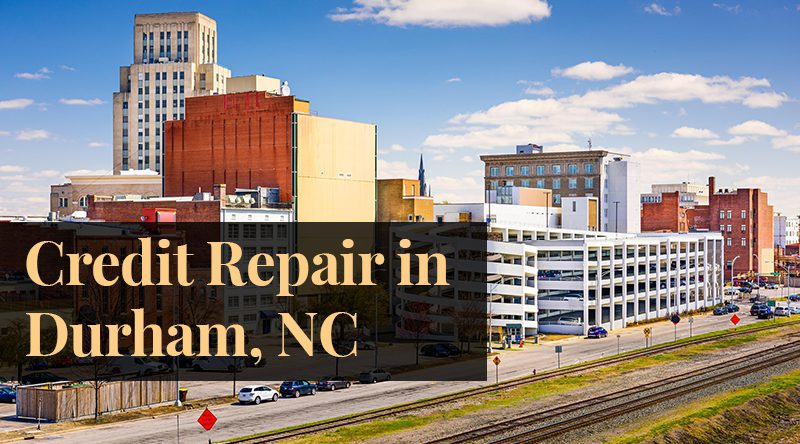Credit repair Durham NC