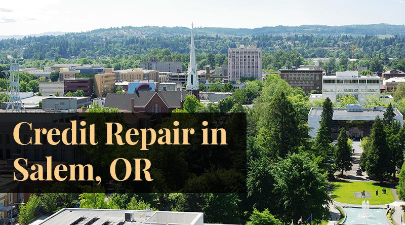 credit repair Salem OR