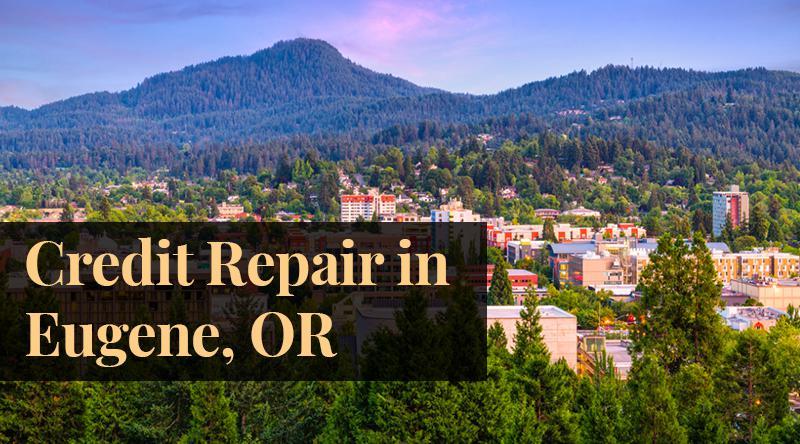 credit repair Eugene OR