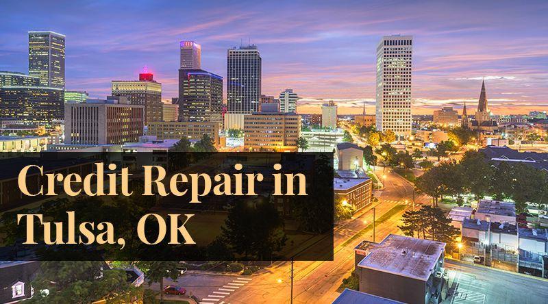 credit repair Tulsa OK