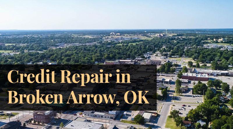 credit repair Broken Arrow OK