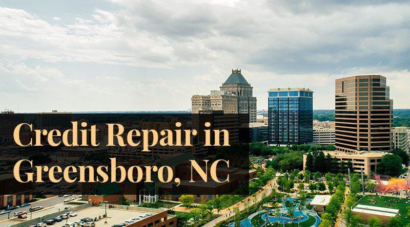 credit repair Greensboro, NC