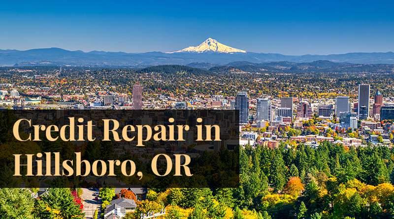 credit repair Hillsboro OR