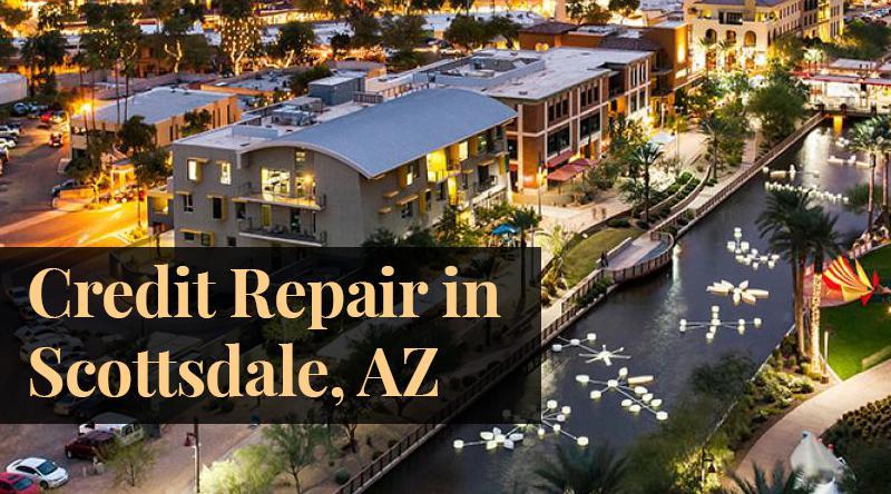 credit repair Scottsdale AZ