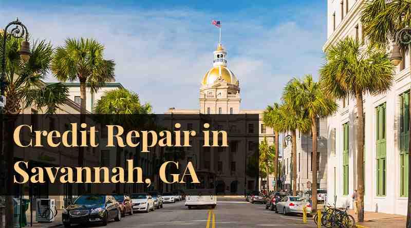 credit repair savannah GA