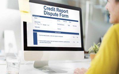 How Do I File a Credit Dispute?