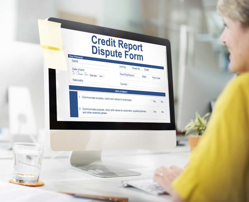 How Do I File a Credit Dispute?