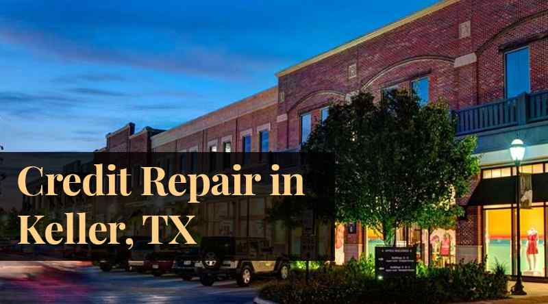 credit repair Keller TX
