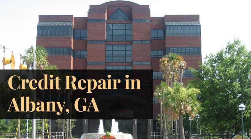 Credit repair albany ga