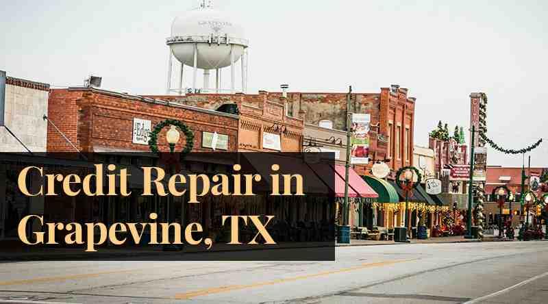 credit repair grapevine TX