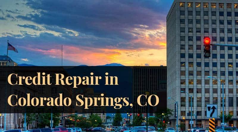credit repair colorado springs CO
