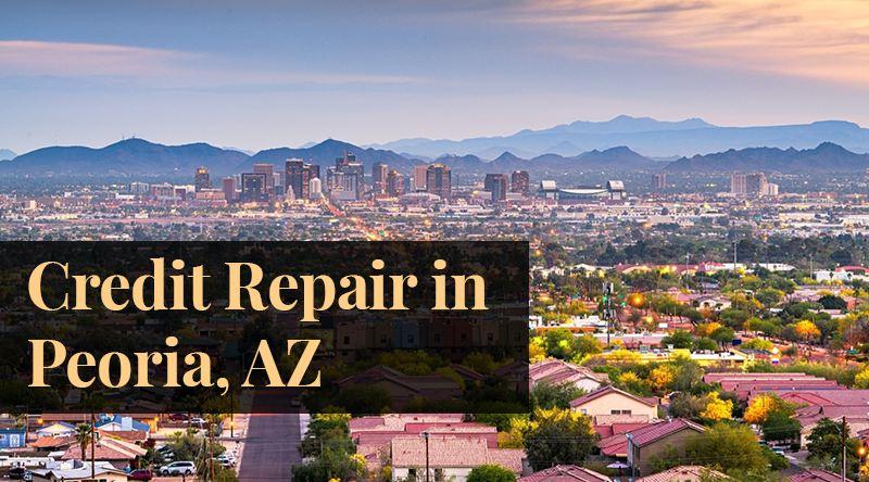 credit repair Peoria AZ